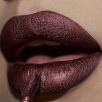 NY DOLL - Matte Metallic Mousse Lipstick