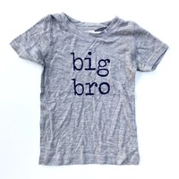 Child's Big Bro Tee