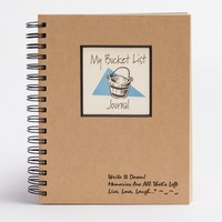 My Bucket List Journal by Journals Unlimited, Inc. - ShopKitson.com