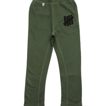 Undefeated - 5 Strike Sweatpants (Olive)