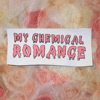 My Chemical Romance Spooky Patch