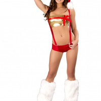 Roma Costume C165-2pc Sexy Christmas Gift