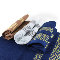 May 25 Mosunx Business 100% Cotton Solid Color towels Large Bath Sheet Bath Towel Hand Towel Face New