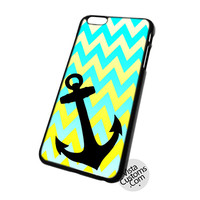 Chevron blue Anchor yelow Design Cell Phones Cases For Iphone, Ipad, Ipod, Samsung Galaxy, Note, Htc, Blackberry
