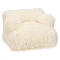 Faux Fur Eco Lounger