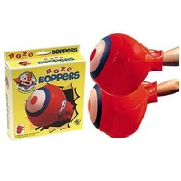 Bozo The Clown Inflatable Boppers by Rocket USA
