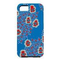 Holli Zollinger Boho Floral Cell Phone Case