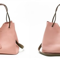 Jasmine Bag with Marble Tassel — Dusty Pink by Pixie Mood | Handbags Gifts | chapters.indigo.ca