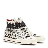 missoni x converse - chuck taylor all star high sneakers