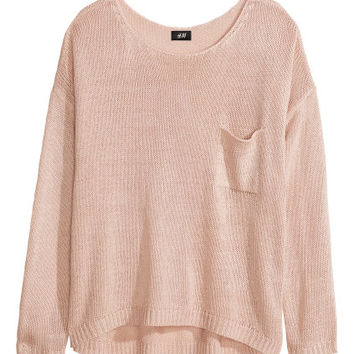H&M - Knit Sweater -