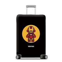 Super Heroe Travel Luggage Suitcase STretch Cover