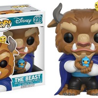 Funko Pop Disney: Beauty & The Beast-Winter Beast 239 12257