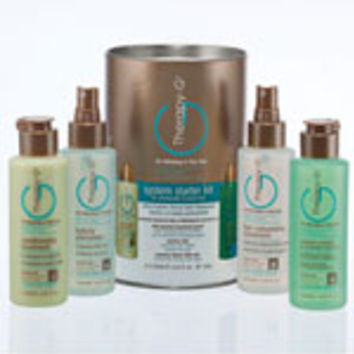 Therapy-G 4 Step System Kit for Chemically Treated Hair, 45