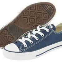 Converse Youth Chuck Taylor OX-Navy