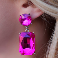 Fairest of All Earrings