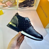 lv louis vuitton womans mens 2020 new fashion casual shoes sneaker sport running shoes 249