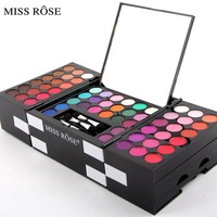 MISSROSE 144 Color Eye Shadow Maquiagem Eyeshadow Pallete Makeup Shadows Palette Kit Cosmetics Set Of Shadows Matte Pallet