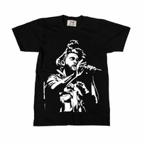 The Weeknd XO Beauty Behind the Madness Black Tee