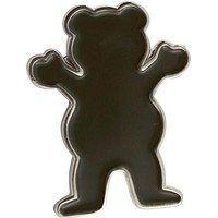 Grizzly Pin Brown