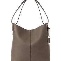 MICHAEL KORS COLLECTION - Rogers leather hobo shoulder bag | Selfridges.com