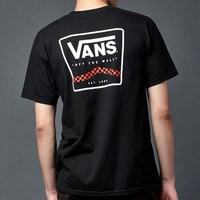 Vans Freestyle Sidestripe Checkerboard T-Shirt at PacSun.com