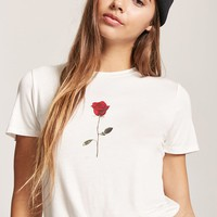 Rose Graphic Tee