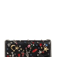 Saint Laurent 'Medium Kate - Monogram' Embellished Leather Shoulder Bag | Nordstrom