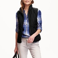 Old Navy Womens Quilted Vest