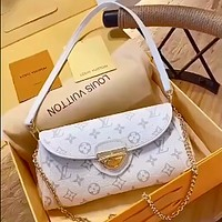 LV METIS Simple and fashionable handbag shoulder bag crossbody bag