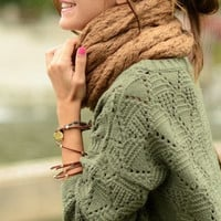 Comfy Oversized Sweater, Pick Your Color
