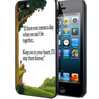 winnie the pooh love quote C Samsung Galaxy S3 S4 S5 Note 3 , iPhone 4 5 5c 6 Plus , iPod 4 5 case