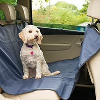 Waterproof Dog Seat Covers For Cars - Hammock Style - Very Strong