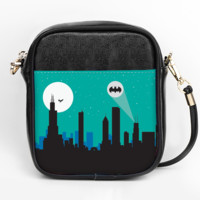 Batman Minimalist Purse