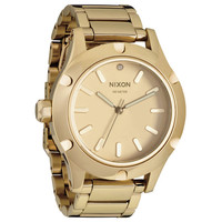 Nixon The Camden Watch All Gold One Size For Men 19926862101