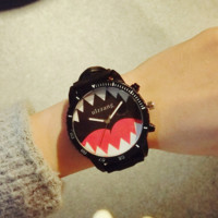 Cute Graffiti Watch