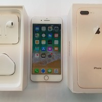Apple iPhone 8 Plus - 256GB - Gold (Unlocked) SIM free Apple warranty GRADE A