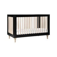 C & M  3-in-1 Convertible Crib