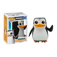 Private Penguins of Madagascar POP! Movies #164 Vinyl Figure