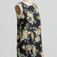 Honolulu Shore Floral Dress
