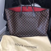 Louis Vuitton Damier Canvas Neverfull GM