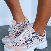Try And Catch Me Sneaker: Multi
