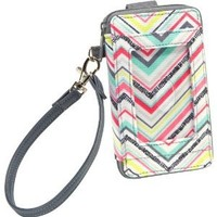 Amazon.com: Thirty One Timeless Wristlet Party Punch 3847: Everything Else