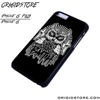 Owl Bring Me the Horizon British Metalcore Oliver Sykes Retro Rise BMTH For iPhone Cases Phone Covers Phone Cases iPhone 6 Case iPhone 6 Plus Case Smartphone Case
