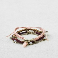 AEO Brass & Pink Arm Party