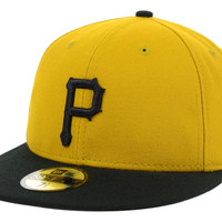Pittsburgh Pirates MLB Authentic Collection 59FIFTY Cap