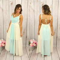 Middle of the Day Maxi Dress