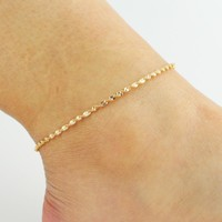Sexy Jewelry Cute New Arrival Ladies Gift Shiny Hot Sale Stylish Korean Lovely Anklet [8527538183]