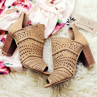 Arizona Lace Booties