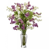 Dancing Daisy Silk Flower Arrangement (Assorted)