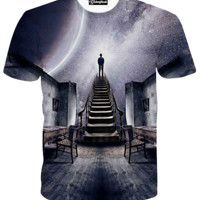 Stairway to Galaxy Tee